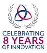 Celebrating 8 years of innovation